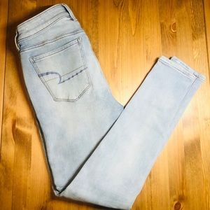American Eagle Outfitters Jean Jeggings - skinny💙